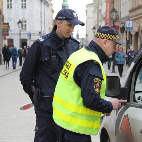 Policjanci zatrzymali złodziei z łupem